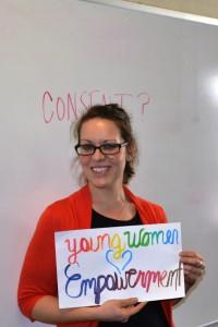Megan Youth Empowerment Photo